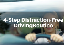 4 Step Distraction Free Driving Routine James Law Firm Fred James iowa