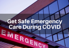 James Law Firm Get Safe Emergency Care During COVID