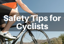 James Law Firm Safety Tips for Cyclists